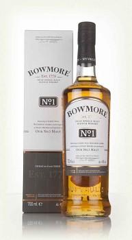 BOWMORE No.1 40% 0,7l (karton)