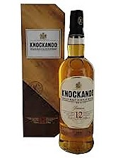 KNOCKANDO 12y WOOD BOX   0,7l     43%