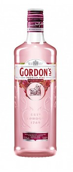 GORDONS PINK PREMIUM 0,7l 37,5%