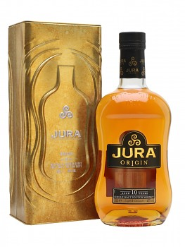 ISLE OF JURA 10YO 0,7l 40% Tin Box