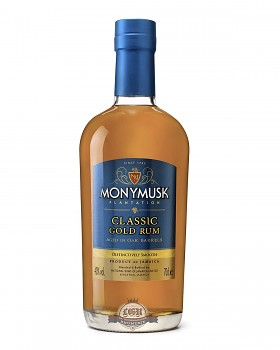 MONYMUSK CLASSIC GOLD RUM 0,7l    40%