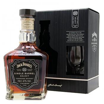 JACK DANIEL'S SINGLE BAR.0,7l47% 1sklo