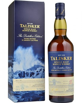 TALISKER DISTILLERS EDITION 0.7l 45.8%