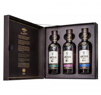 ABUELO XV COLLECTION 3x0.2l 40%