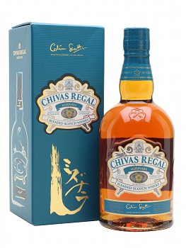 CHIVAS REGAL MIZUNARA  0,7l 40%