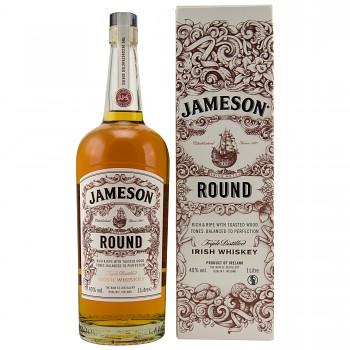 JAMESON ROUND 1l 40%