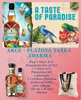 AKCE - KUP 2 LAHVE PLANTATION 20th Anniversary a dostaneš 1 x Espero Coffee & Rum  0,7L zdarma