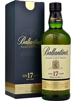 BALLANTINES 17YO 0,7l 40%