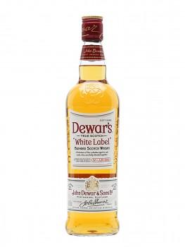 DEWAR`S WHITE LABEL 40% 0,7l(holá láhev)