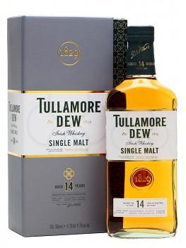 TULLAMORE DEW 14YO 0,7l     41.3%
