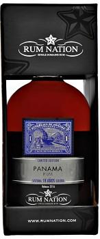 NATION PANAMA 18Y 40% 0,7l (karton)