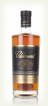 CLEMENT SELECT BARREL 0,7l 40% obj.