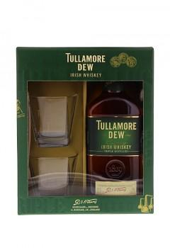 TULLAMORE DEW + sklo 0,7l 40%