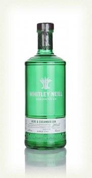 WHITLEY NEILL ALOE & CUCUMBER 0,7l 43%