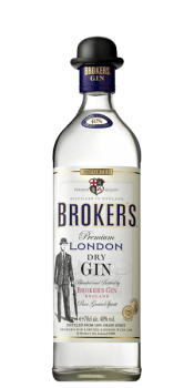 BROKERS GIN 0,7l 47%