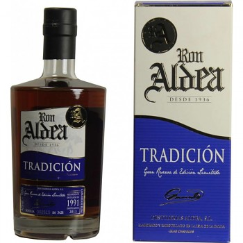 ALDEA TRADICION 1991 0.7l 42% L.E
