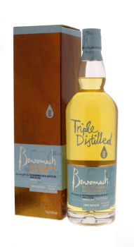 BENROMACH TRIPLE 2009 0,7l 50% L.E