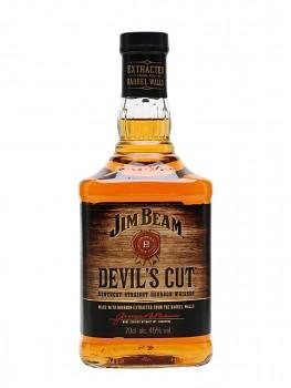 JIM BEAM DEVILS CUT 1l 45% GB