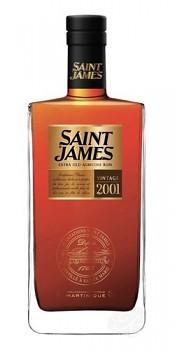 SAINT JAMES MILLESIME 2001 0,7l 43%L.E