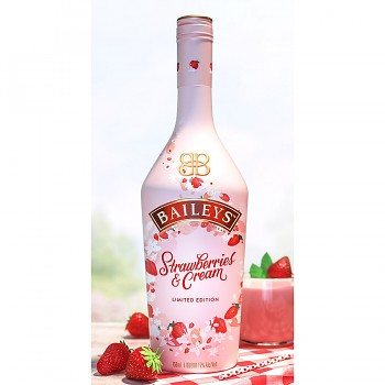 BAILEYS STRAWBERRIES 0,7l 17%