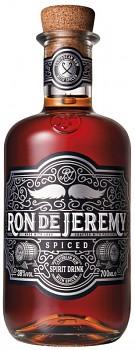 RON DE JEREMY SPICED 0,7l 38%