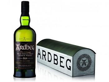 ARDBEG 10y 0,7l 46% TINBOX