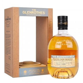 GLENROTHES PEATED CASK RESERVE 40% 0,7l