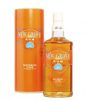 NEW GROVE BOURBON CASK 0,7l 40%