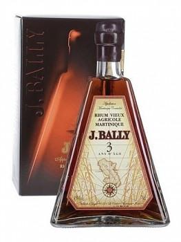 J.BALLY VIEUX 3YO 0,7l 45% obj.