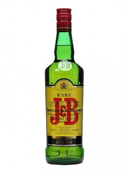 J&B RARE SCOTCH WHISKY 1l 40%