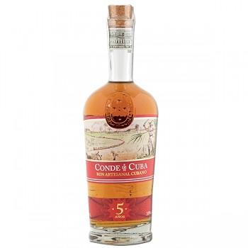 CONDE DE CUBA  5Y 0,7l 38%