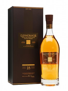 GLENMORANGIE 18YO 0,7l 43%