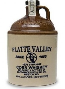 PLATTE VALLEY CORN 3Y WHISKEY 0,7l 40%