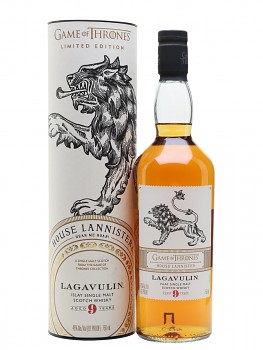 LAGAVULIN 9Y GAME OF THRONES 0,7l  46%