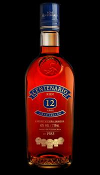 CENTENARIO 12Y 40% 0,7l (holá láhev)