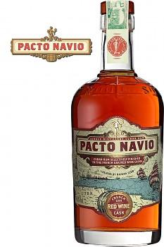 PACTO NAVIO RED WINE CASK 0,7l 40%