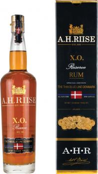A.H.RIISE XO BLUE LINE 40% 0,7l (karton)