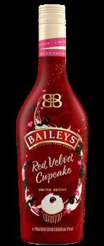 BAILEYS RED VELVET CUPCAKE 0,7l 17%