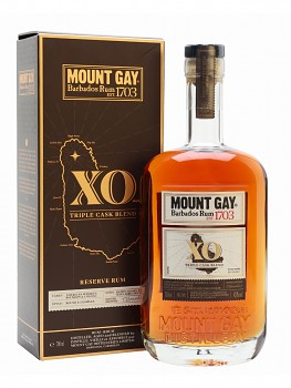 MOUNT GAY XO TRIPLE CASK 0,7l 43%