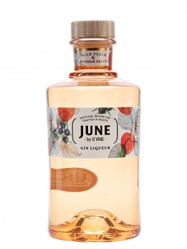 JUNE BY GVINE GIN LIQUEUR 0,7l 30%
