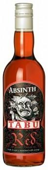ABSINTH TABU RED 0,7l 55%obj.