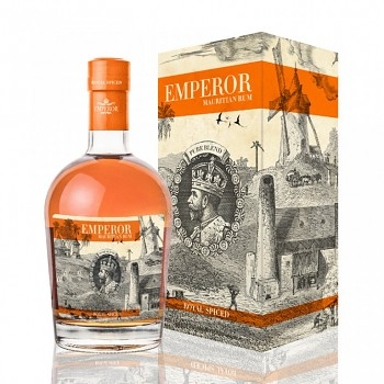 EMPEROR ROYAL SPICED 0,7l 40%