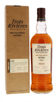 TROIS RIVIERES SC 2006 0,7l 43% obj.