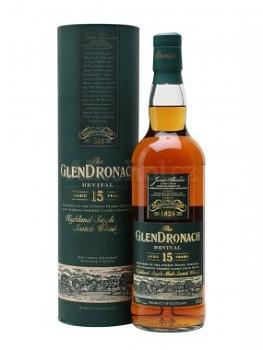 GLENDRONACH 15Y REVIVAL 0,7l 46% obj.