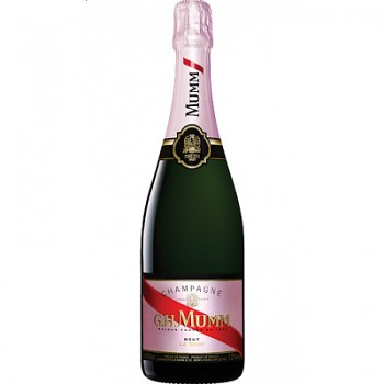 MUMM CORDON ROSE 0,75l 12% obj.