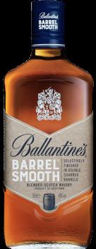 BALLANTINES BARREL SMOOTH 1l 40%obj.