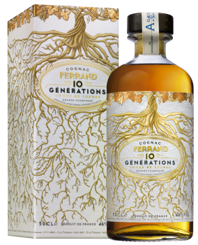 FERRAND 10th COGNAC GENERATION 0,5l 46%