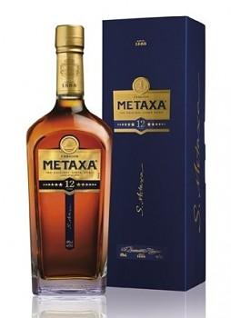 METAXA 12* 1l 40%obj.