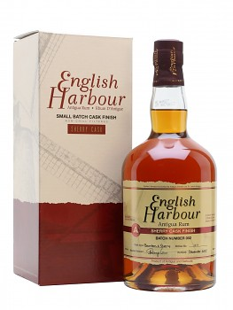 ENGLISH HARBOUR SHERRY CASK 46% 0,7l