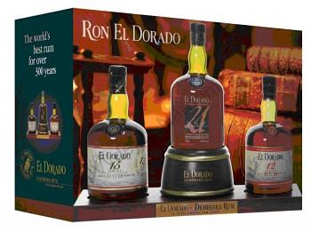 EL DORADO 12+15+21Y 42%L.E (set 3x0,7l)